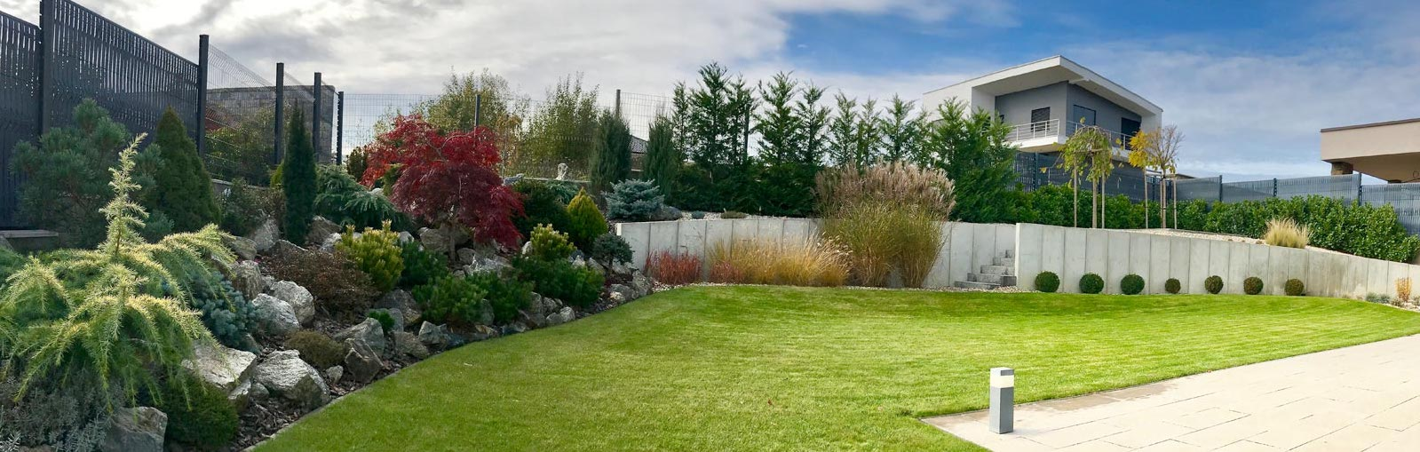 Záhradné služby