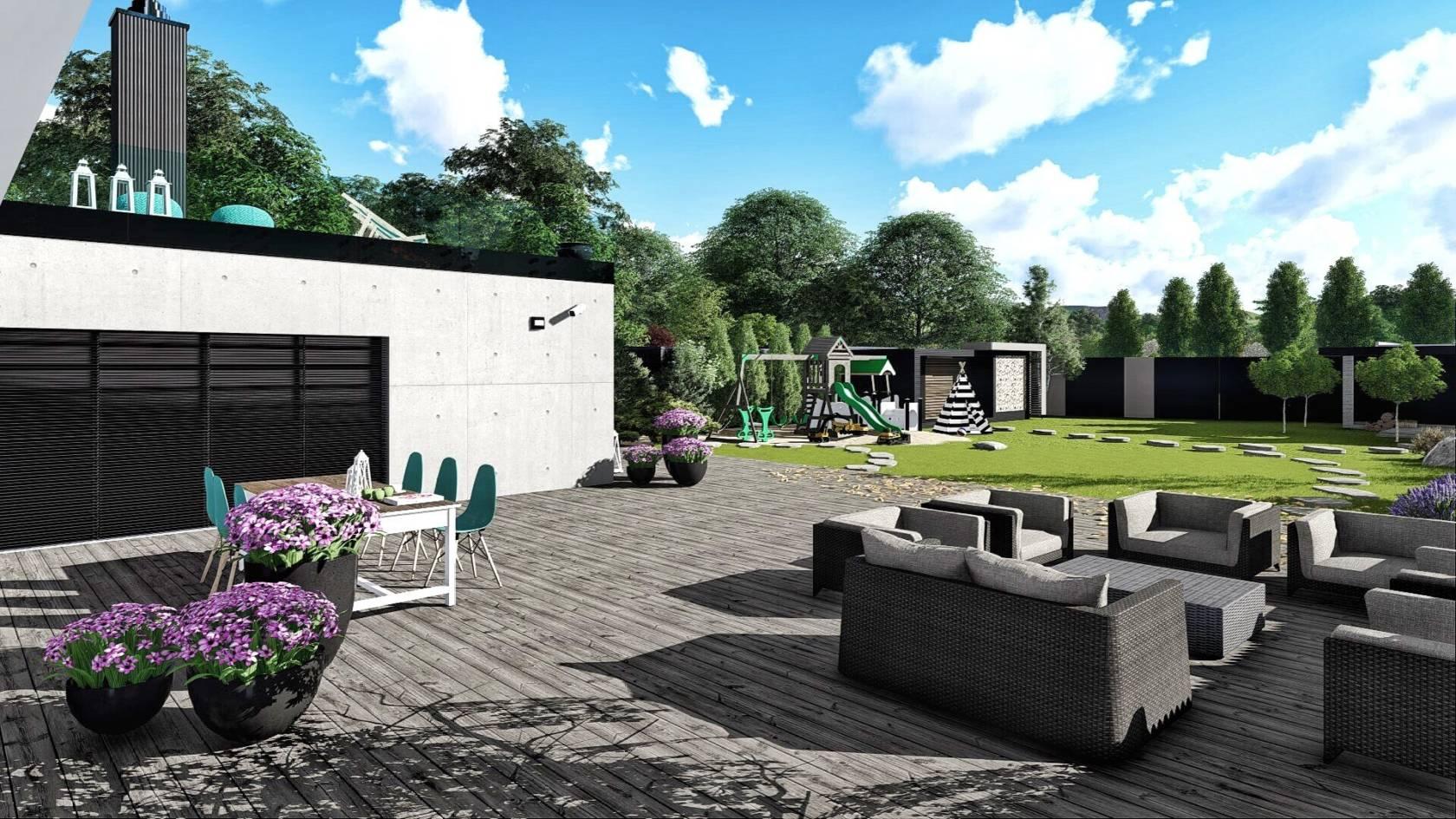 Projekt zahrada Kosice 03