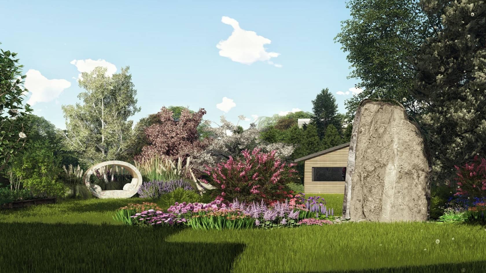 Projekt zahrada Peres 04