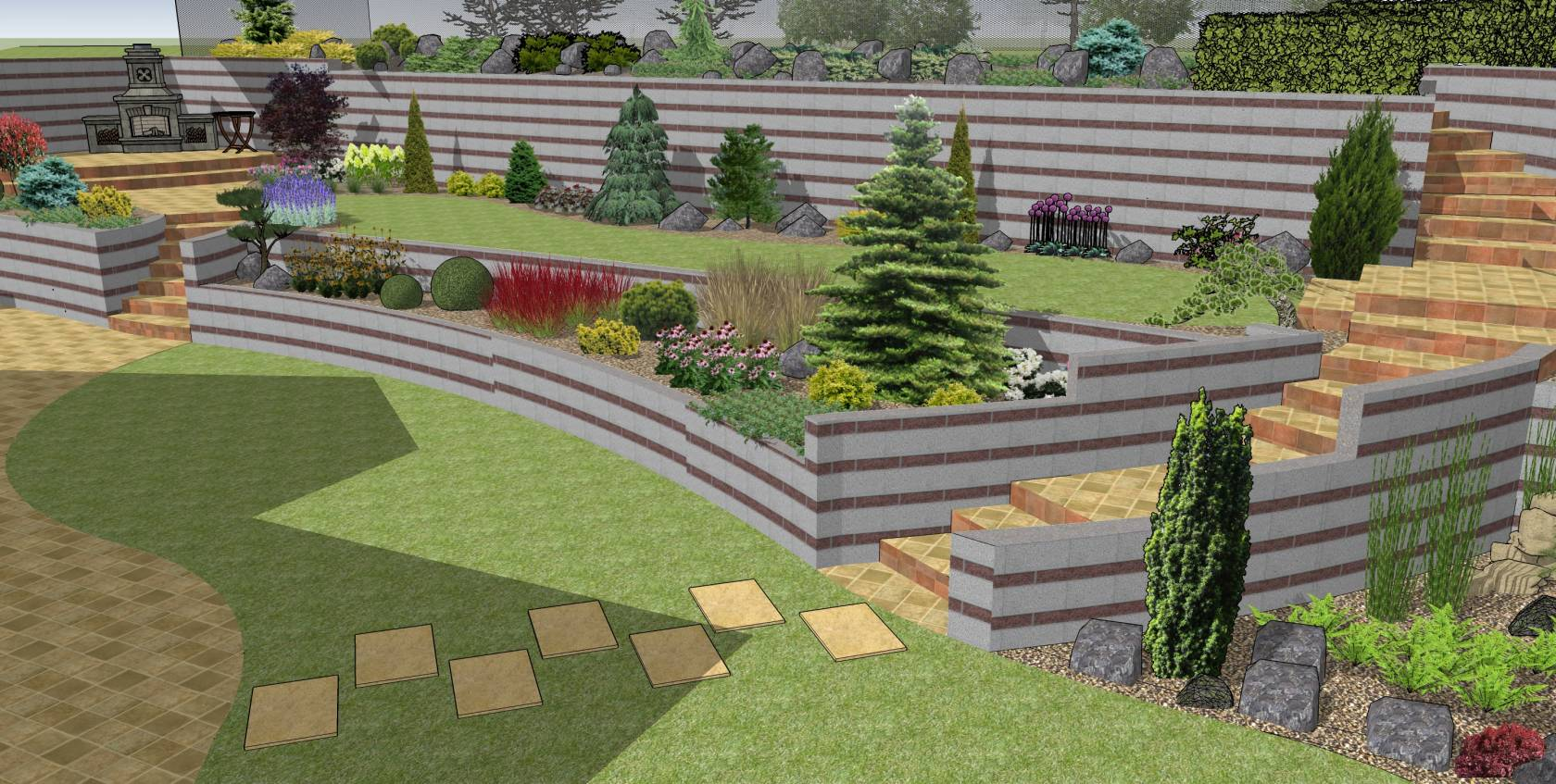 zahrada spisska