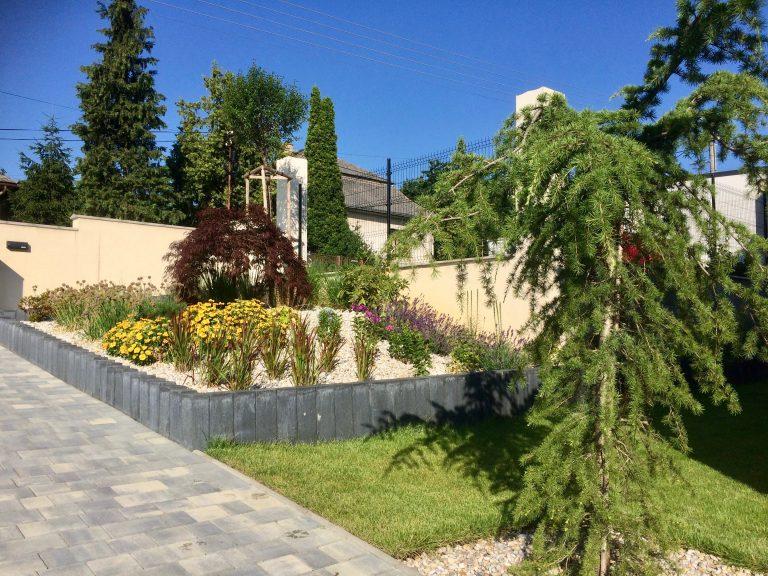 zahrada peres
