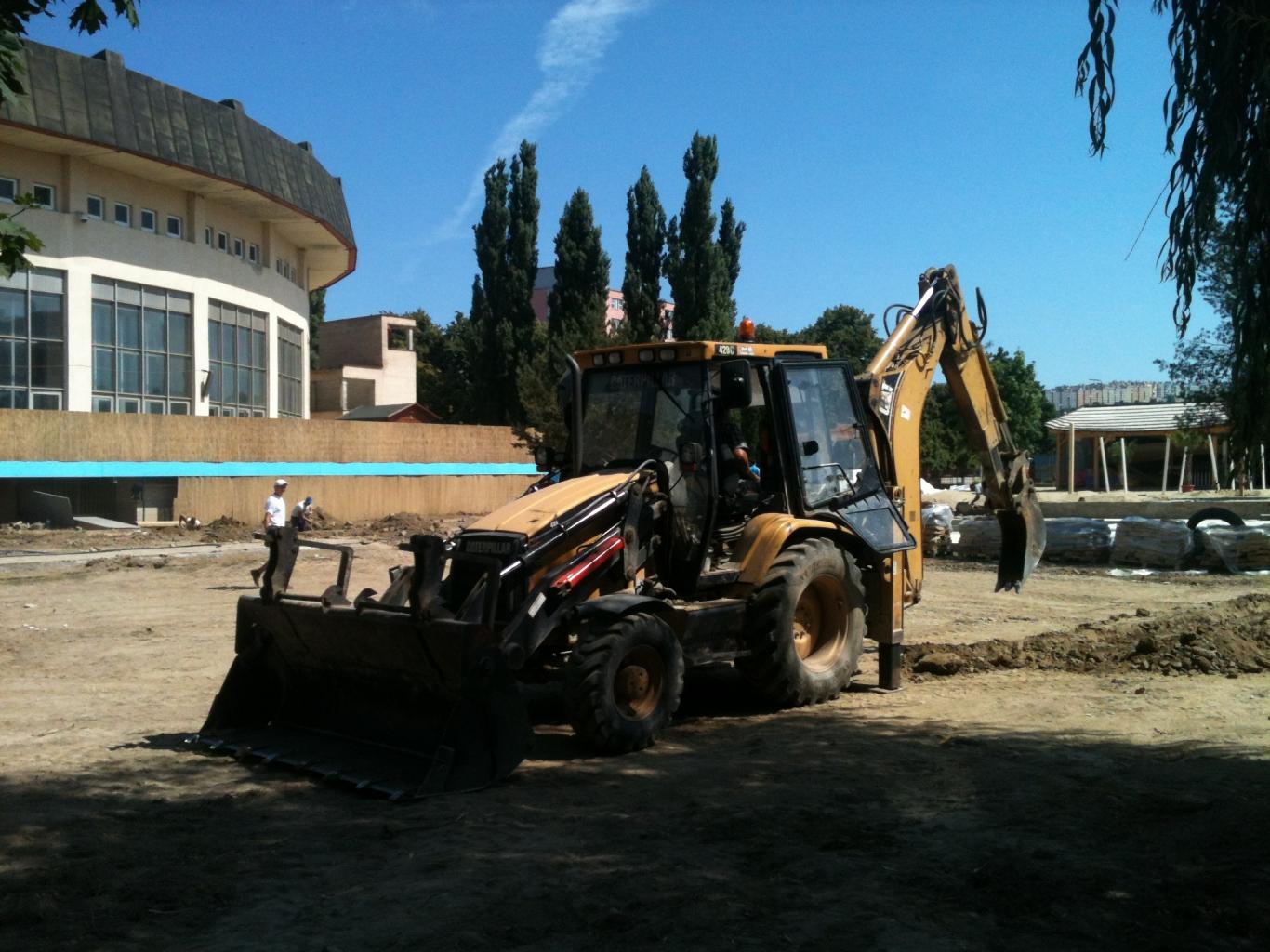 Terénne a stavebné úpravy Realizácie záhrad - DreamGardens Košice