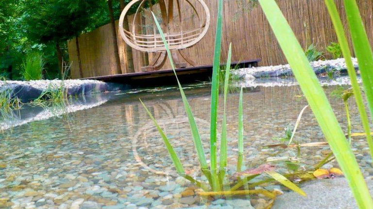 Realizácie vodných prvkov (jazierka, potôčiky, vodopády, fontány)
