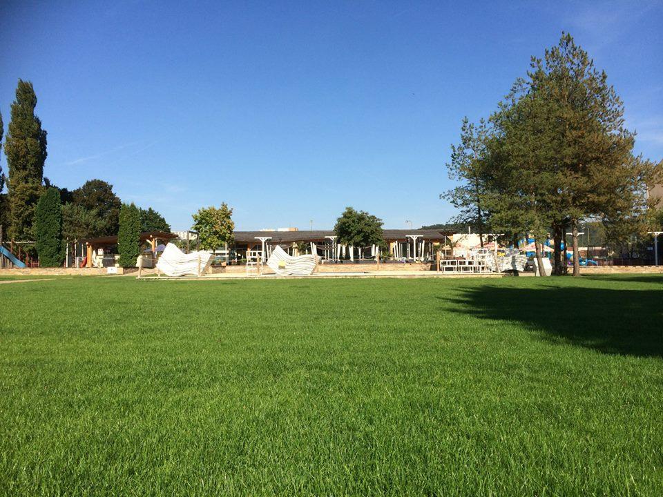 Výsadby trávnikov (výsevom; pokládky kobercov) Realizácie záhrad - DreamGardens Košice