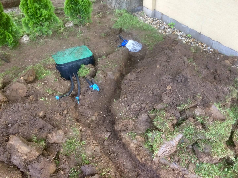 Inštalácie automatických zavlažovacích systémov Realizácie záhrad - DreamGardens Košice